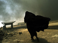 Lynsey Addario - Iraq War desolation